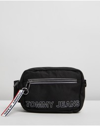 Tommy Jeans - Logo Tape Convertible Crossbody Bag