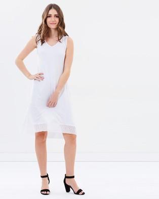 Privilege – Swing Dress Ivory