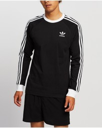 adidas Originals - 3-Stripes LS T-Shirt