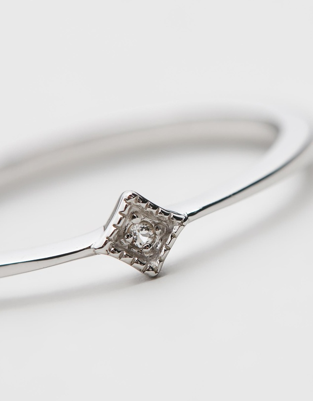 Women Starlight Pinky Ring