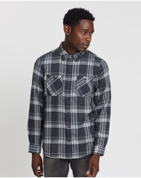 Hurley - Creeper Washed Long Sleeve Shirt