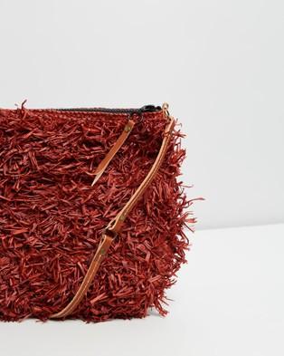 Sans Arcidet Paris Balagan Pile Poil Pocket Medium - Bags (Masai)