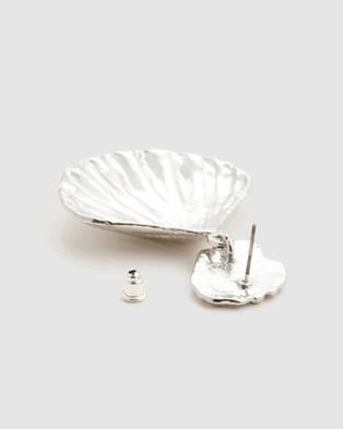 STEVIIE Wendy Earrings - Jewellery (Silver)