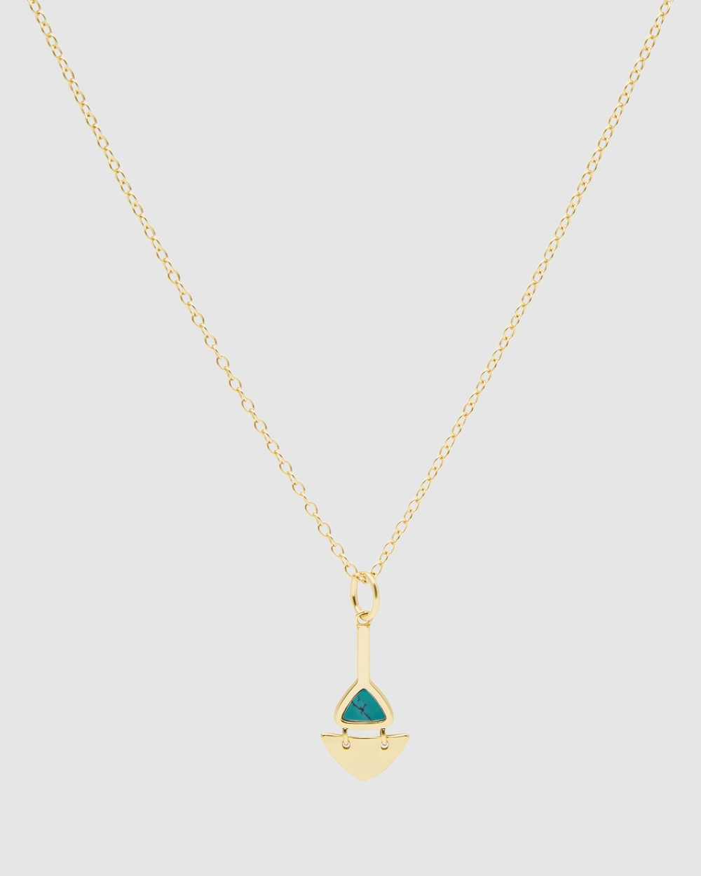 Pastiche Still Water Necklace Jewellery Gold