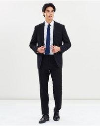 Tarocash - Bond Trim One-Button Suit