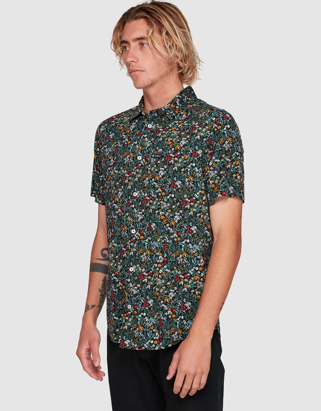 RVCA - Costello Short Sleeve Top