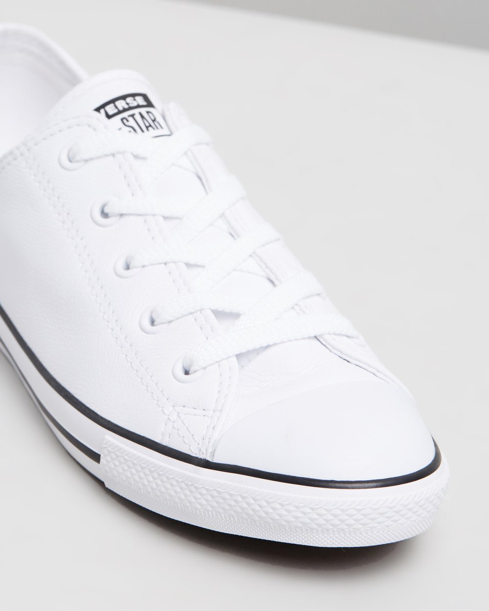 8dad61781211 Chuck Taylor All Star Dainty Ox Leather - Women s by Converse Online ...