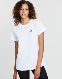 adidas Performance - Essentials Warm-Up Tee