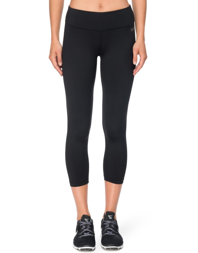 Calvin Klein Performance - Crop Tights with Back Shirring