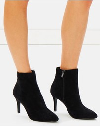 Atmos&Here - ICONIC EXCLUSIVE - Sabrina Leather Ankle Boots