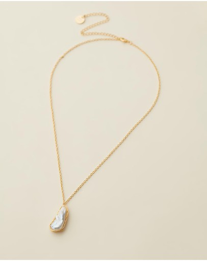 Amber Sceats Sammy Necklace Gold