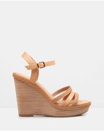 Jo Mercer - Allegra Wedge Sandals
