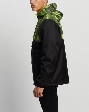 adidas Originals Zx Windbreaker - Coats & Jackets (Black)