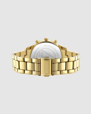 Missguided Missguided Gold Bracelet - Watches (Gold)