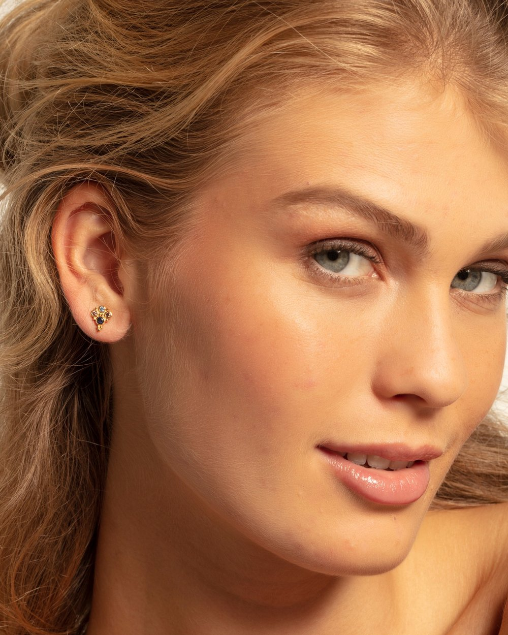 6b78be558 Kingdom Of Dreams Gold Studs by THOMAS SABO Online | THE ICONIC | Australia