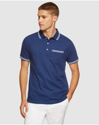 Oxford - Nickson Tipping Jersey Polo