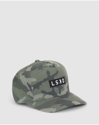 LSKD - Cornerstone Cap Pinch Fit