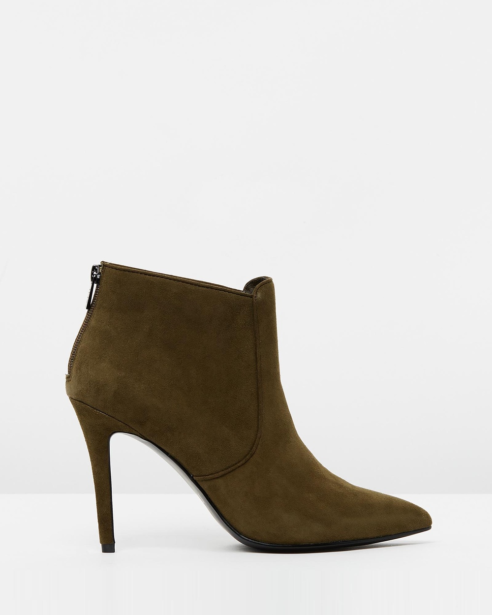 IRIS Footwear Dakota Heels Khaki Dakota