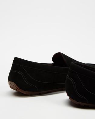 Staple Superior Classic Slippers - Slippers & Accessories (Black)