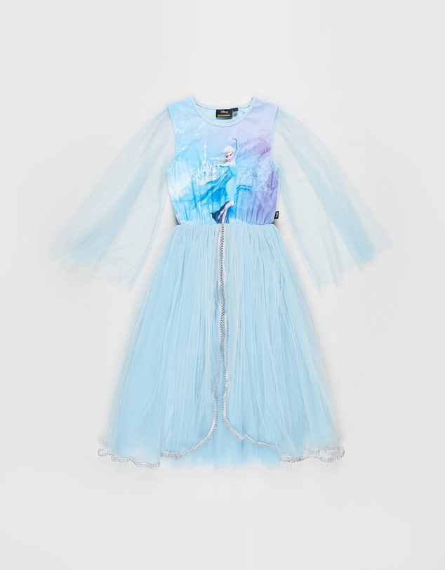 Rock Your Kid - ICONIC EXCLUSIVE - Elsa Princess Dress - Kids