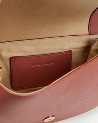 See By Chlo?? Hana Evening Cross Body Bag - Handbags (Fawn Brown)