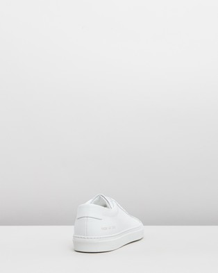 Common Projects Achilles Low   Men's - Sneakers (White)