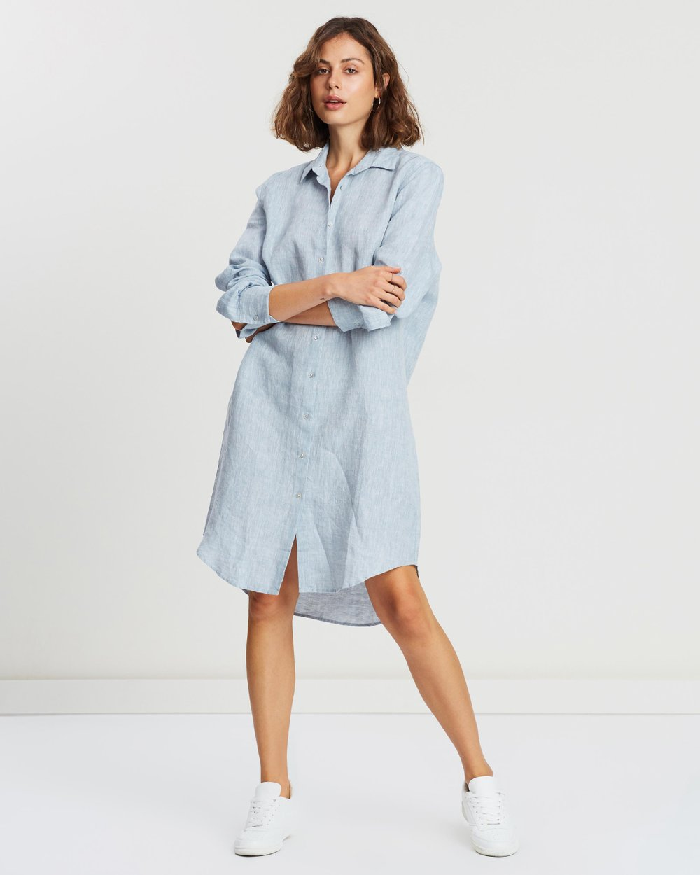 3354231d20 Xander Shirt Dress by Assembly Label Online