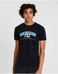 First Ever - NBL - New Zealand Breakers #1 Dad T-Shirt