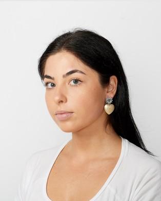 STEVIIE Luca Earrings - Jewellery (Gold Silver)
