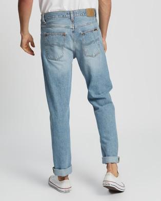 Nudie Jeans Gritty Jackson - Jeans (Bleu Vintage)