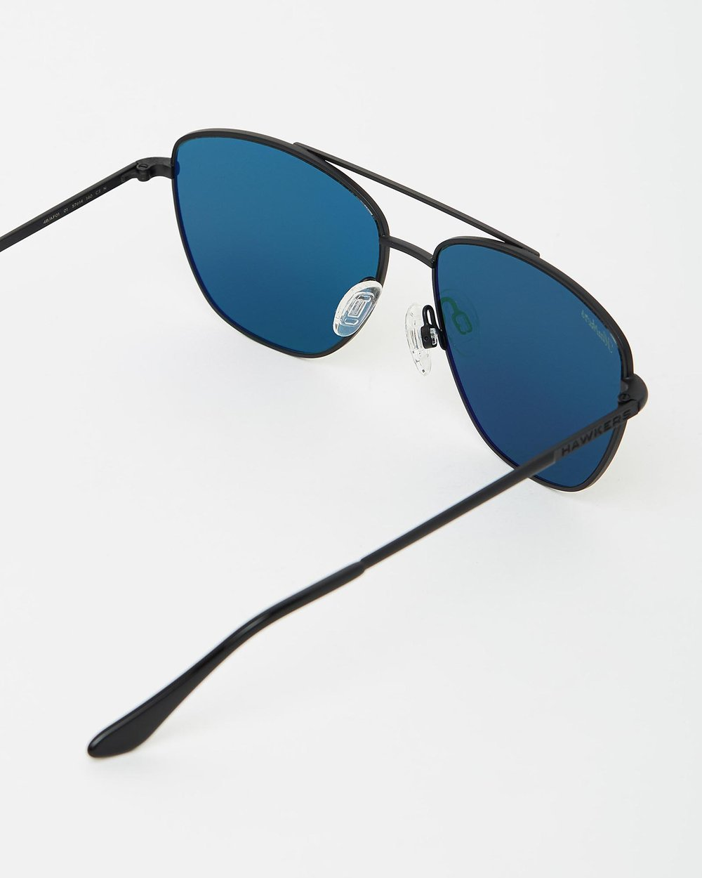 f14713d6e Black Rose Gold Flat Lax by Hawkers Co Online | THE ICONIC | Australia