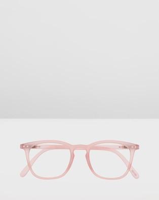 IZIPIZI Reading Collection E - Optical (Pink)
