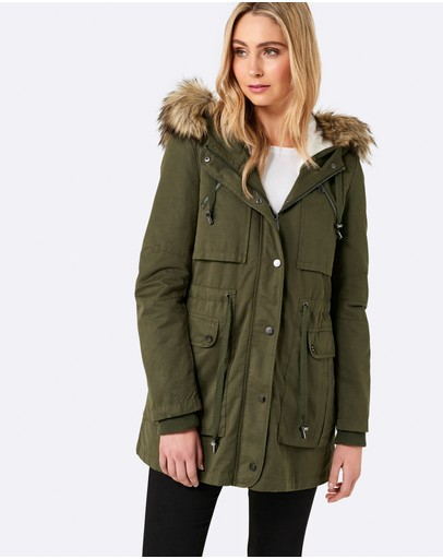 Forever New - Frances Parka