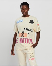P.E Nation - Eastbrook Tee