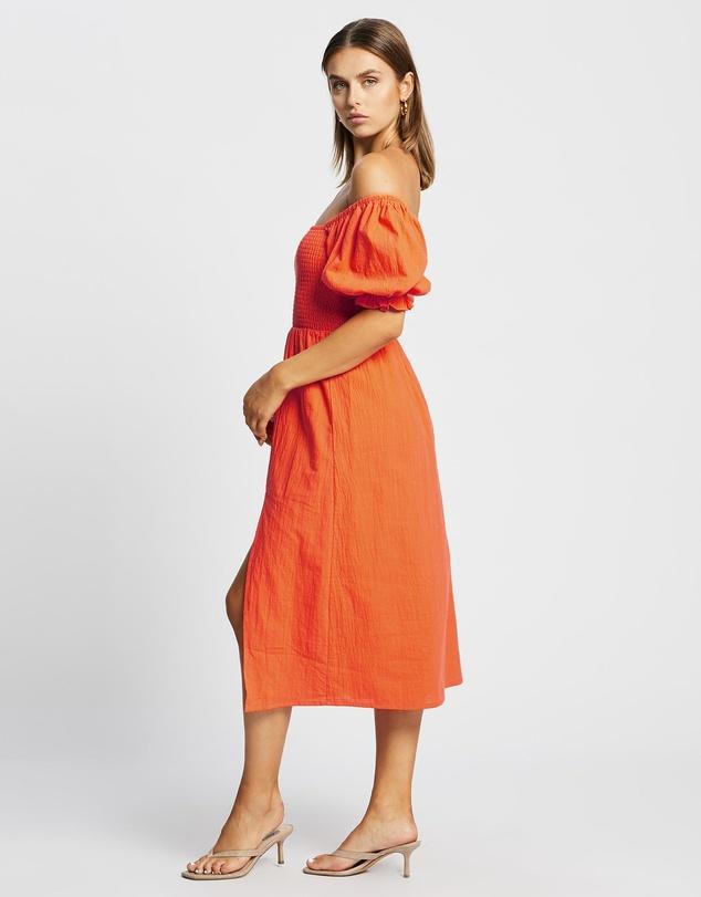 Women Brinley Midi Dress
