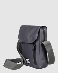 DC Shoes - Mens Starcher 2.5L Small Shoulder Bag
