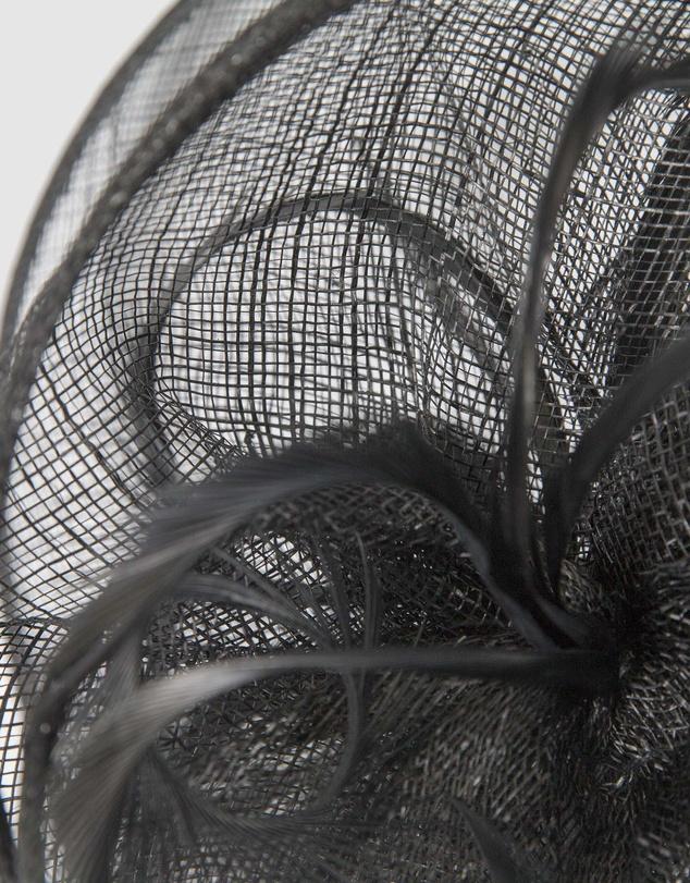 Women Twisted Racing Fascinator Headband