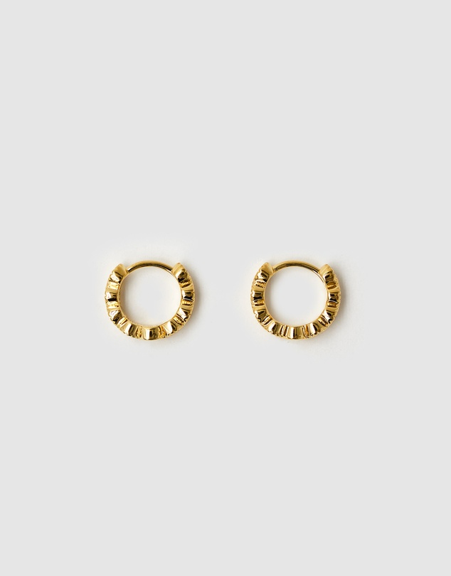 Women 925 Row Sleeper Earrings