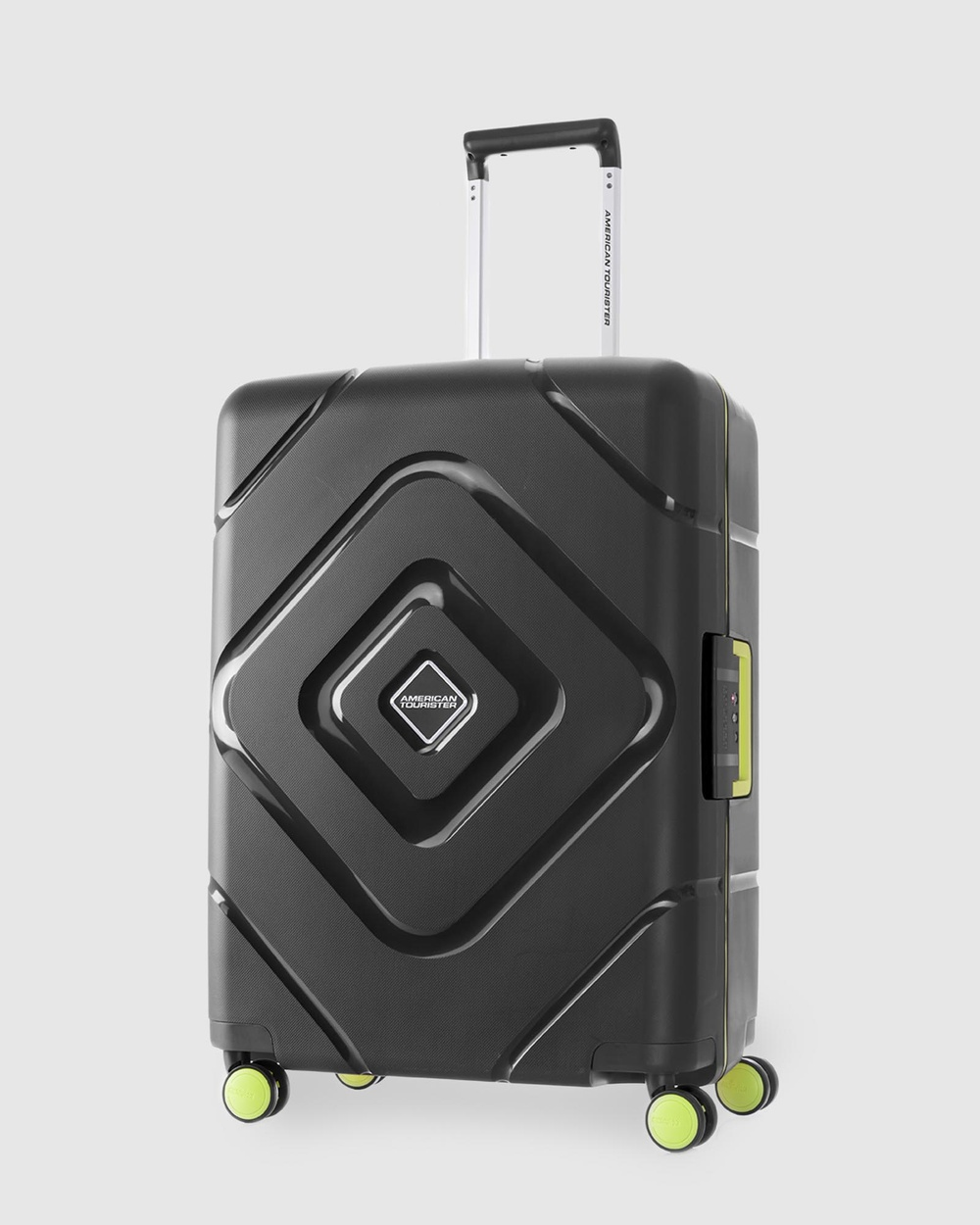 American Tourister Trigard Spinner 66 24 Travel and Luggage Black 66-24