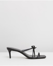 Atmos&Here - Hycinth Leather Heels
