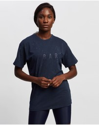 Running Bare - Hollywood 90s Relax Tee