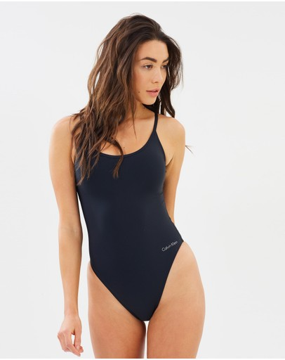 CK Swim - Cheeky Scoop One-Piece