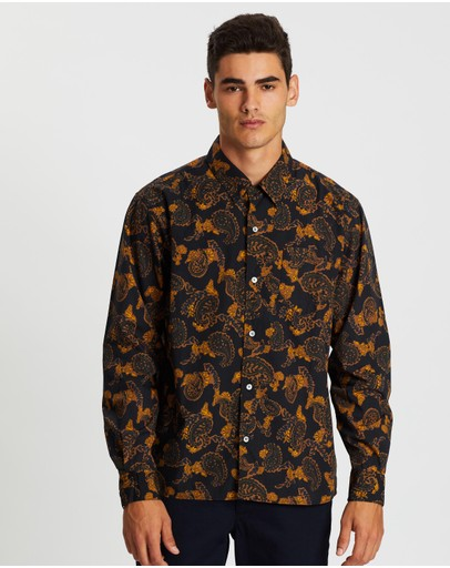 Norse Projects - Carsten Paisley Shirt