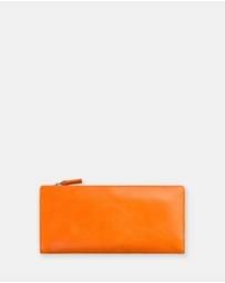 Dakota - Burnt Orange Wallet