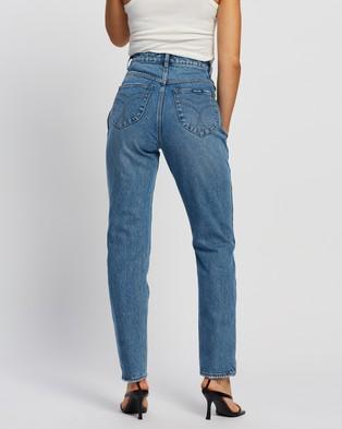 Rolla's Elle Jeans - Slim (Paris Blue)