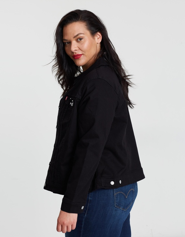 Levi's Plus - PL Original Trucker Jacket