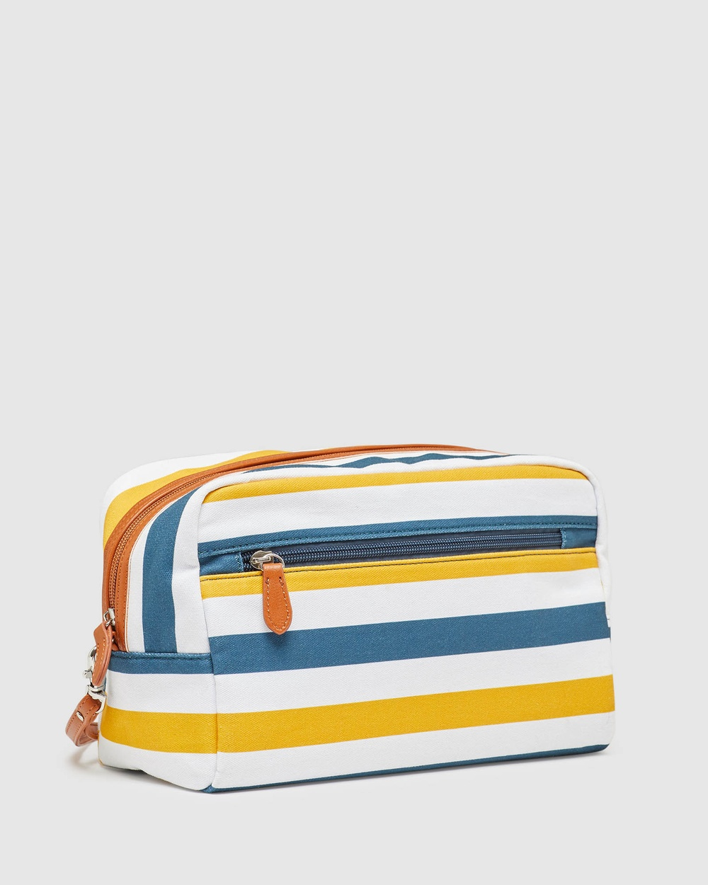 Oxford Alvin Washbag Toiletry Bags Blue