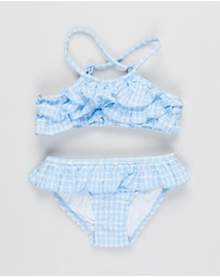 Seafolly - Frill Tankini - Kids