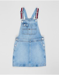 Tommy Hilfiger - Dungaree Dress - Teens
