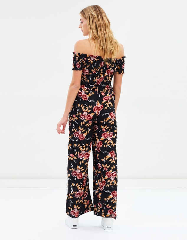 Jorge - Evening Bloom Jumpsuit